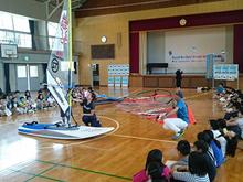 ANAウインドサーフィンワールドカップ横須賀大会(5/11~5/16)