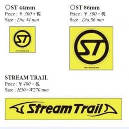 StreamTrail Sticker
