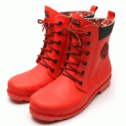 Subtle Mr.Rain X1 Boots / Red
