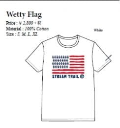 ST Wetty Flag T shirts