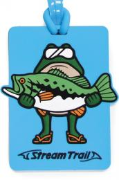 Name Tag Dave Fishing-Black Bass