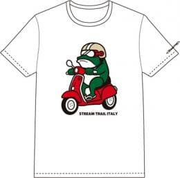 Vespa Dave Red T-shirts