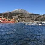 神奈川県にあるハイランドレイク「芦ノ湖」|礒野寛之の釣り日記Part10
