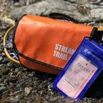 ストリームトレイルClam(クラム)とTPU防水携帯ケース